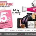 Sephora & SAKS F&F Sale!
