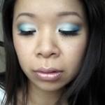 Winter Blues Makeup Tutorial