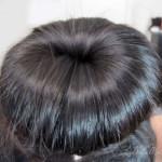 Hair Tutorial: Donut Sock Bun