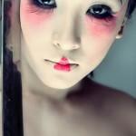 Geisha Halloween Tutorial