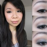 3-in-1 Look from Daytime to Smokey Neutral Makeup