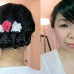 Bridal Summer Braids Updo Hair Tutorial