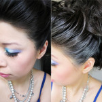 Elegant Masquerade Hair & Makeup Tutorial