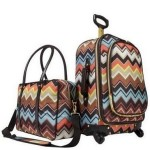 Missoni for Target Carry-On Suitcase and Target's next designer Jason Wu