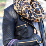 Fall Loves: Leather, Leopard & OTK boots