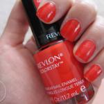 Revlon's ColorStay Nail Enamel Review & 11-Day Challenge