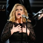 Adele's 2012 Grammy Makeup & Hair Look