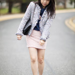 Chanel-esque Lookbook: Tweed & Pom Poms