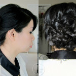 Quick & Easy 3-in-1 Braided Hairstyle for Work, School or Night Out