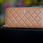 Something New: Chanel Zipper Wallet & Spending Budget