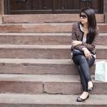 Upper East Side: Macaron & Tweed No. 5 Jacket