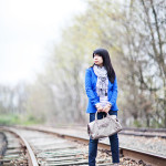 Spring Tracks: Stripes & Cobalt with Something New