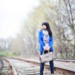 Spring Tracks: Stripes & Cobalt with Something New