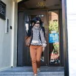 Newbury Street: Leopards & Dalmations
