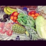Instaweek: Fitness, Food & Fortune