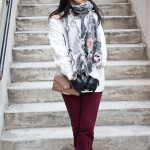 Chicago Casual: Love & Jacquard Pattern