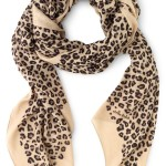 Giveaway of the Month: Stella & Dot Leopard Scarf