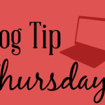 Blog Tip Thursday: To Excerpt or Not to Excerpt