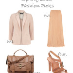 Spring 2013 Fashion & Beauty Wish List