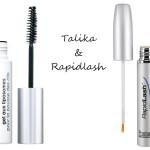 Product Review: Talika & RapidLash Lash Serums