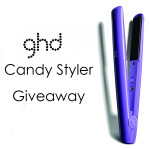 Giveaway of the Month: ghd Candy Styler Straightener