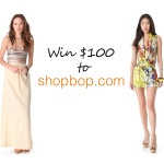 Giveaway of the Month: Win $100 Gift Card to SHOPBOP