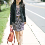'Pose'-ing with Ann Taylor's Shoeties from Business Casual to Night Look