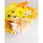 Instamix: Candy Corn Florals, Last Wedding Saturday and Tutorial Sunday