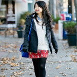 On Repeat: Chambray Layers & Multi-Color Southwestern Skirt