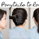 5 Ways to Rock a Ponytail Today
