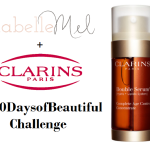 Clarins Paris #30DaysofBeautiful Double Serum Challenge + Sweepstake