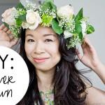 DIY How-to | Summer Flower Crown