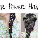 How-to: 4 Flower Power Summer Hairstyles
