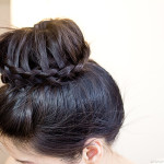 How-to Tutorial | Lace Braided Donut Bun