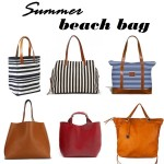 Weekend Cravings | Summer Beach Bags + What's In My Beach Bag