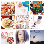 Instamix | July 2014 Monthly Roundup