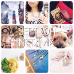 Instamix | Sept 2014 Monthly Roundup