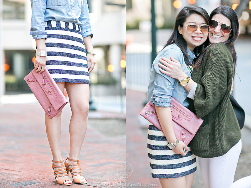 LaBelleMel_Summer_Casual_Chambray_Nautical_Stripes_8