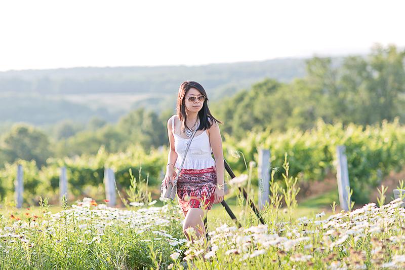 LaBelleMel_Summer_Sunset_White_Eyelet_Sahara_Print_Skirt_1