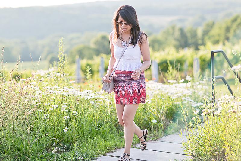 LaBelleMel_Summer_Sunset_White_Eyelet_Sahara_Print_Skirt_2