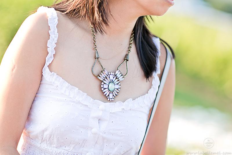 LaBelleMel_Summer_Sunset_White_Eyelet_Sahara_Print_Skirt_5