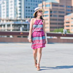 Summer Days | Colorful Printed Dress