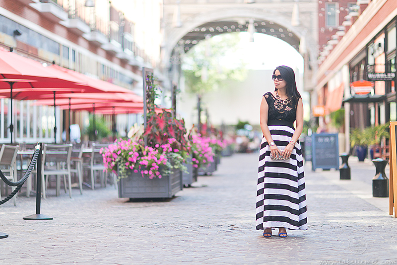 LaBelleMel_Summer_Maxi_Black_White_1