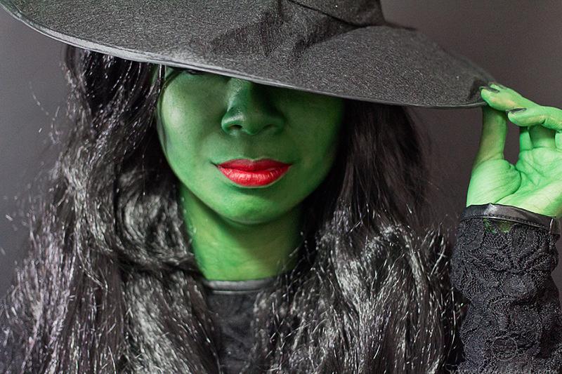 LaBelleMel_WICKED_Elphaba_Halloween_Tutorial_5