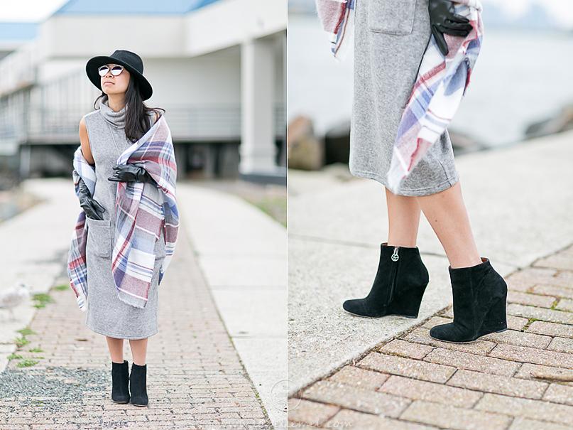 LaBelleMel_Midi_Turtleneck_Dress_Blanket_Scarf_6