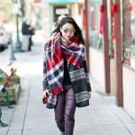 Winter Mix | Plaid on Plaid Mixed Prints