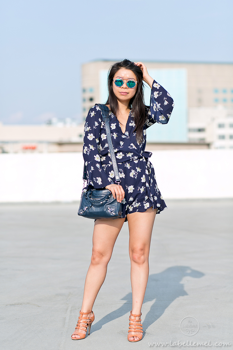LaBelleMel_Summer_Blues_Ruffled_Romper_2