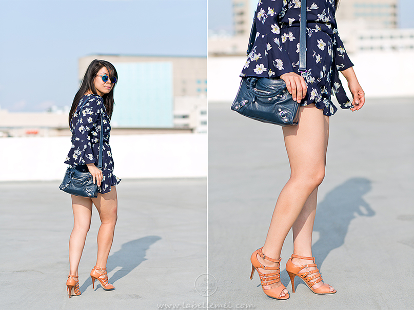 LaBelleMel_Summer_Blues_Ruffled_Romper_5