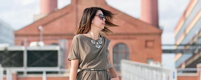 labellemel_feeling_fall_olive_green_asymmetrical_dress_0