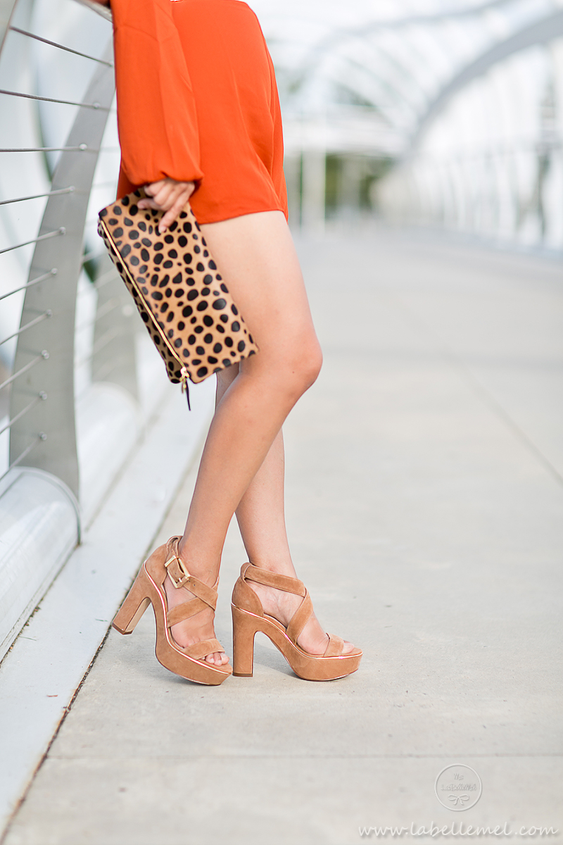 labellemel_summer_fall_transition_copper_rust_romper_suede_platform_sandals_5